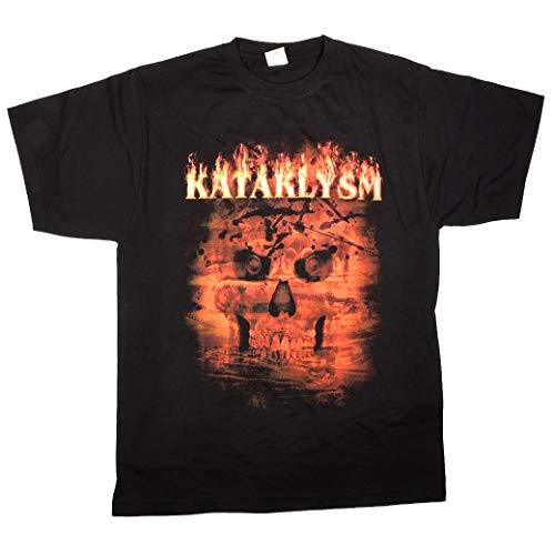 Kataklysm - No More Serenity: Tour 2004 - T-Shirt/TOURSHIRT RARITÄT! (L)