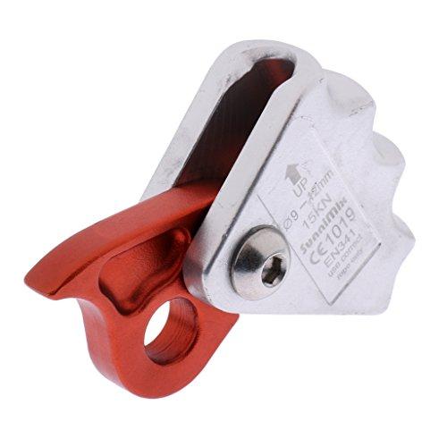 Morning May Absturzsicherung Seilbremse F/ür 9-12 mm Seile