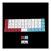 耐久性 MXは、キーボードプランクAMJ40 Niu40をスイッチ用のDSAキーキャップ1.4ミリメートルのPBTを印刷 綺麗な (Color : Kit 1 Add 2 keys)