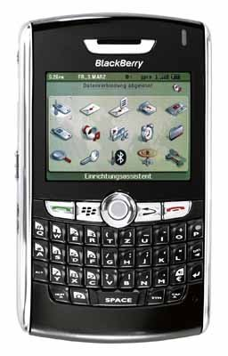 BlackBerry 8800 Vodafone