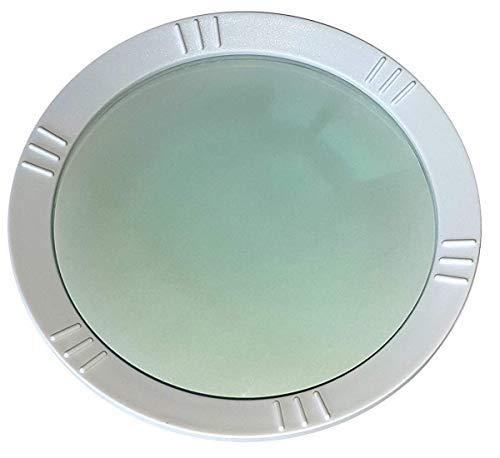 Komerci KML9006WL3D178 Wechsellinse für Lupenleuchte Lupenlampe KML-9006, 3-Dioptrien, 178mm Durchmesser