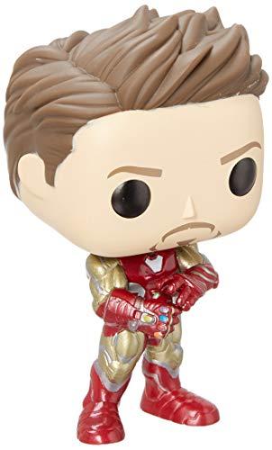 Funko 43363 - Figura de Iron Man Pop de Los Vengadores, Multicolor
