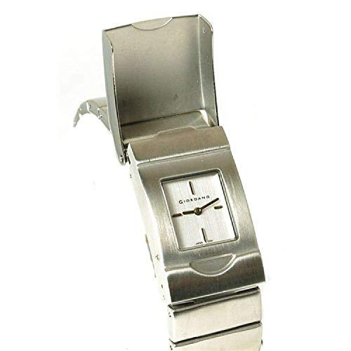 GIORDANO 2041-5 Silberfarbige Damenarmbanduhr