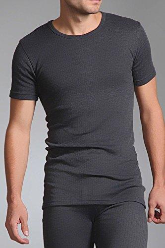 HEAT HOLDERS Herren Thermo-Unterhemd Kurzarm Tischleuchte klein 30,4
