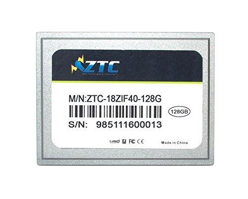 128GB ZTC Zyklon 40-polige ZIF 1,8 Zoll PATA SSD verbessert Solid-State-Laufwerk - ZTC-18ZIF40 - 128G