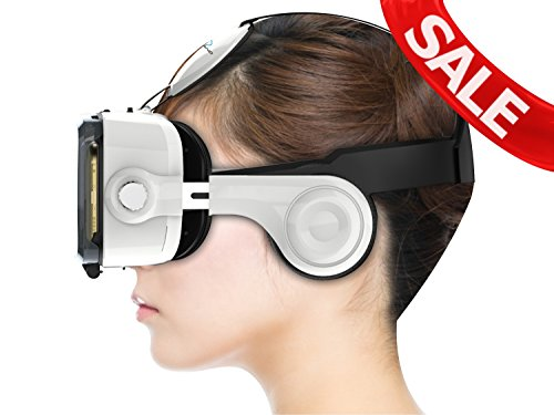 Ocular Grand Virtual Reality Glasses with Inbuilt...
