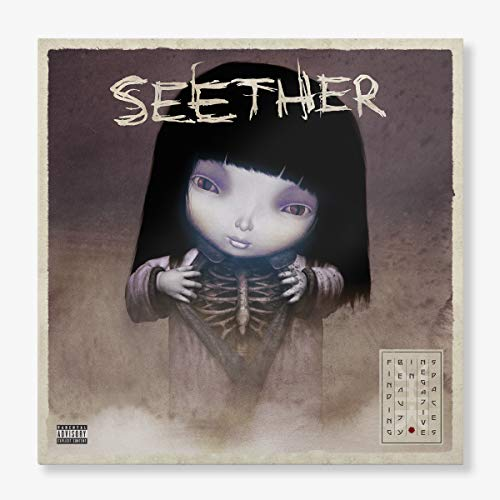 Album Art for Finding Beauty In Negative Spaces [2 LP] [Opaque Lavender] by Seether