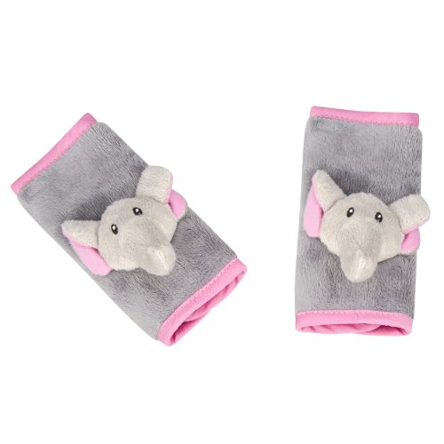 Animal Planet Baby Strap Cover Protectors-Elephant