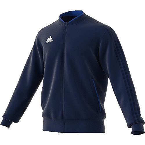 adidas Con18 PES Jkt Chaqueta de Deporte, Hombre, Azul (Azul/Blanco), M ⭐