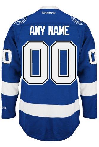 Reebok Tampa Bay Lightning casa Oficial NHL Hockey Jersey–Cualquier Nombre/número Personalizado