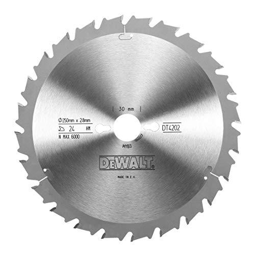 Dewalt DT4202-QZ DT4202-QZ-Hoja para Sierras de Brazo Radial
