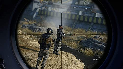 SniperGhostWarriorContracts2(PS4)(輸入版)