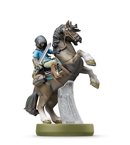 Amiibo Link Rider - The Legend Of Zelda: Breath of the Wild Collection (Nintendo Wii U / Nintendo 3DS / Nintendo Switch)