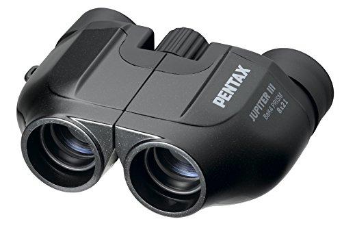 Pentax 8x21 Jupiter III Fernglas, schwarz