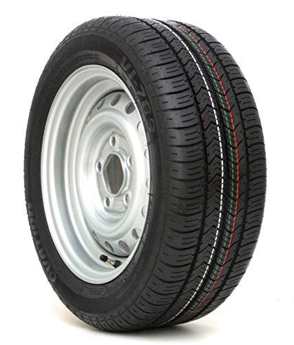 Rueda completa para remolque 6Jx13 112x5 ET30 Kenda 195/50R13C 104 N 195 50 R 13 C Humbaur Unsinn rueda de remolque