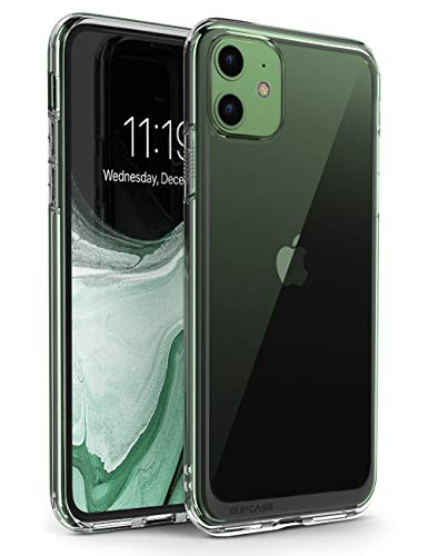 SupCase Funda iPhone 11 2019 Ultrafina Transparente Case [Unicorn Beetle Style] Anti-Arañazos Carcasa para Apple iPhone 11 6.1 Pulgadas