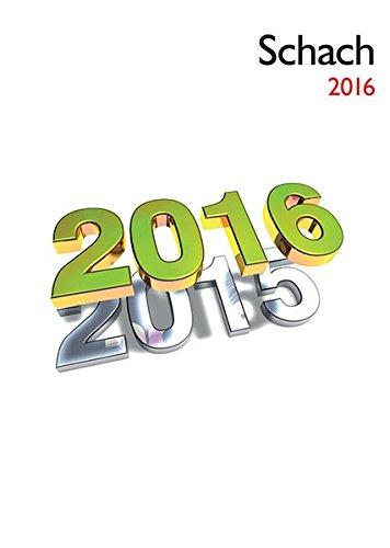 Wandkalender SCHACH 2016