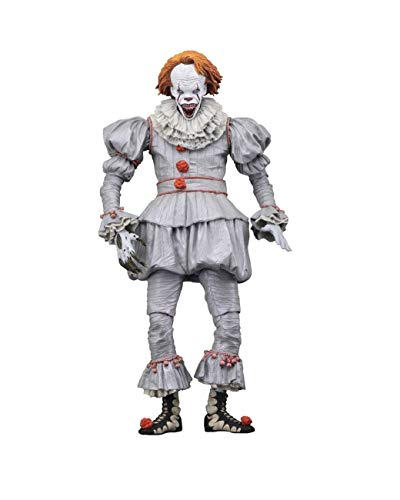 Stephen Kings - Es 2017 - Actionfigur - Ultimate - Pennywise Clown - Well House - 18 cm