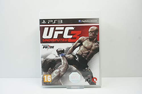 UFC Undisputed 3 [PEGI] (PS3)