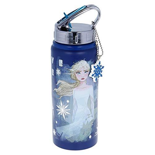 Stor Botella Deportiva Aluminio 710 ML | Frozen Ice Queen Fashion