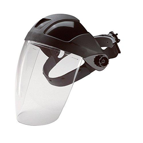 Productos químicos Splash–seguridad máscara cara escudo
