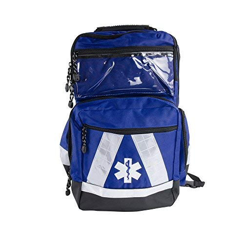Basic Medical Supply BMS-129128 Rettungsrucksack blau