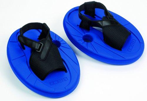 BECO AquaTwin II Sandales aquagym (paire) Bleu