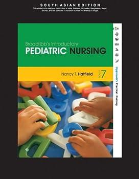 Paperback Broadribb's Introductory Pediatric Nursing 7/e Book