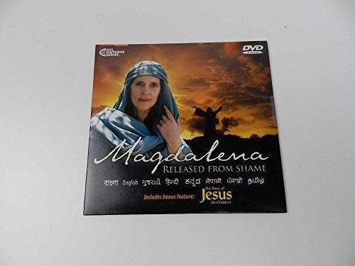Magdalena: Released from Shame / Bonus: The Story of Jesus for Children / Bengali, ENGLISH, Gujarati, Hindi, Kannada, Nepali, Punjabi and Tamil AUDIO / English Subtitles [DVD Region 0 NTSC]