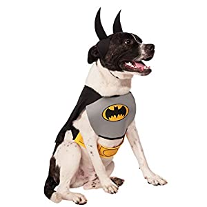 Rubie's Costume DC Heroes and Villains Collection Pet Costume – Classic Batman