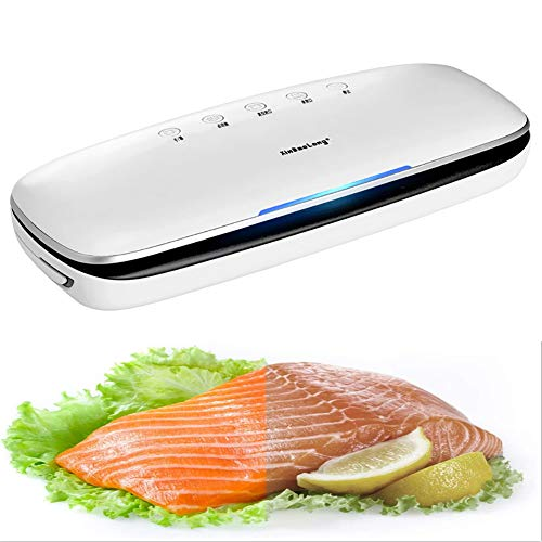 Why Choose Vacuum Sealer Machine, Automatic Vacuum Packing Machine for Food Preservation, Dry & Mois...