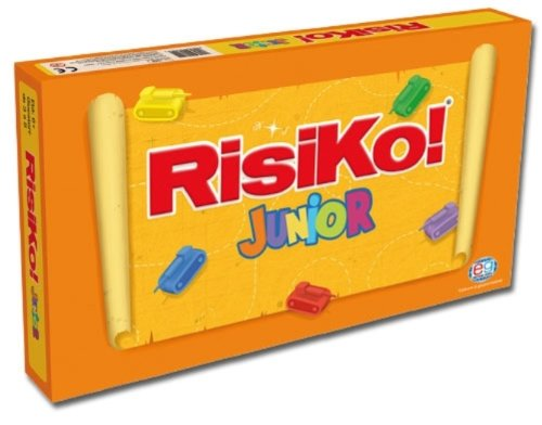 Editrice Giochi - RisiKo Junior