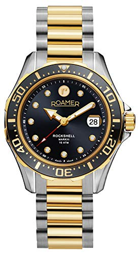 Roamer Rockshell Mark III Automatik Armbanduhr 220660 47 55 20