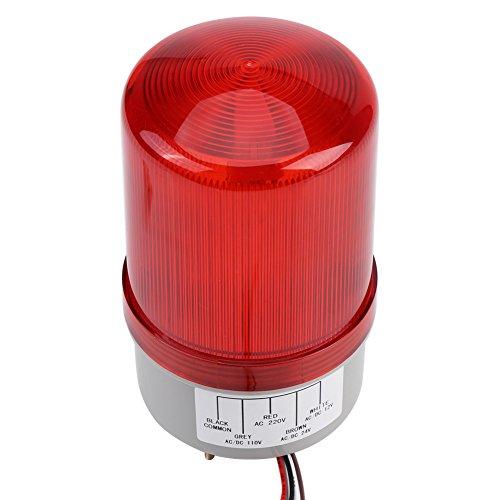 Gerioie LED-Warnleuchten Rot Hochwertiges Leuchtfeuer, Werkstattgebrauch für PKW-LKW-Baustellen