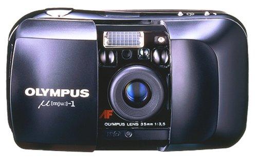 Olympus mju: 1 35 mm/3,5 Kleinbildkamera