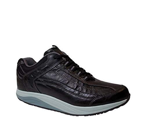 buyAzzo Damen Komfort Gesundheitsschuhe Spezial Rundsohle Aktivschuhe Gesundheit Fitness Sneaker Balance Schuhe BA23320082 (37)