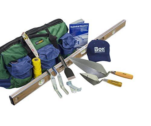 Bon Tool Bon 11-550 Bricklayer's Tool Kit