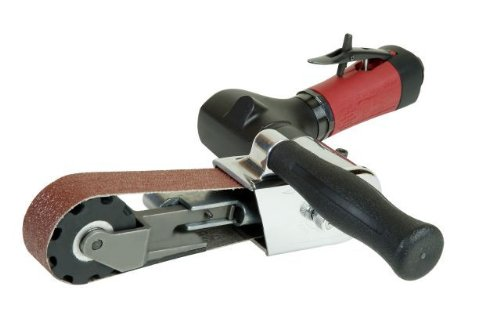 Chicago Pneumatic Tool CP5080-5220H18 Heavy Duty Belt Sander with 1-Inch by 18-Inch Belt