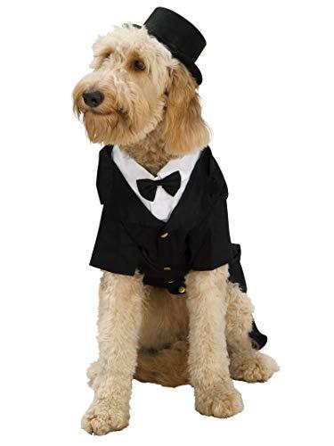 Rubie's Offizielles Hundekostüm, Anzug, Extra-Large