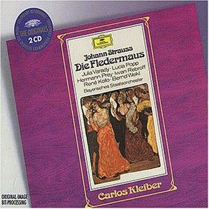 The Originals - Johann Strauss - Die Fledermaus / Carlos Kleiber