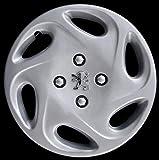 Generico Peugeot 206 COPRICERCHIO BORCHIA Quattro (4) Diametro 14' CODICE 5604/4 dal 1998