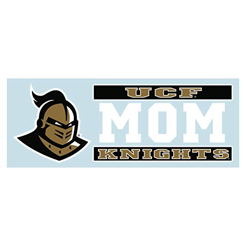 Craftique Central Florida Golden Knights Decal (UCF Knights MOM Decal (6