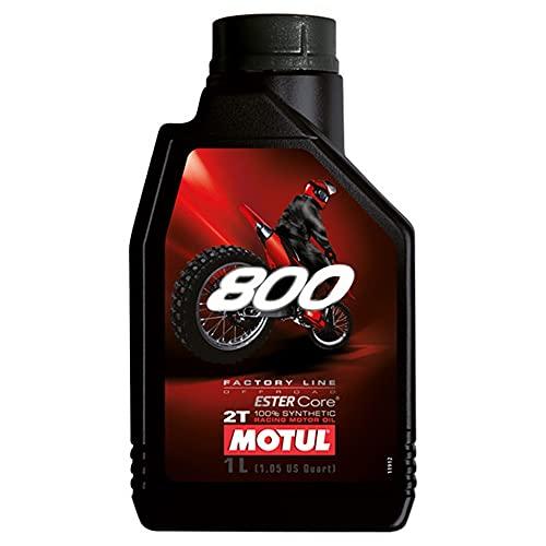 Olio motore Motul 800Off Road 2T,1litro