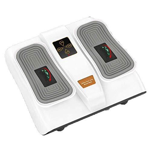 Z-ZH Vibrationsplatten-Trainingsgerät mit Fernbedienung, Ganzkörpermassage-Vibrationstraining, für Fitness zu Hause, Gewichtsverlust