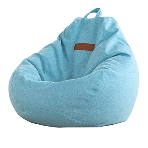 Bean Bag Kids Small, Filled with ECO-Friendly EPP Particles, Soft and Comfortable Sofa, Suitable for Living Room Bedroom Game Room, 70x80cm, 10 Color