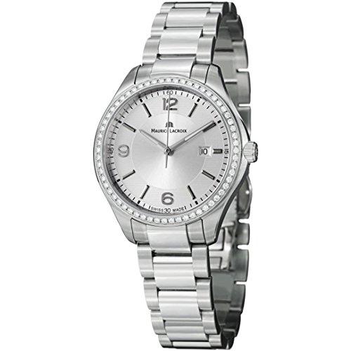 Maurice Lacroix Damen-Armbanduhr MI1014-SD502-130