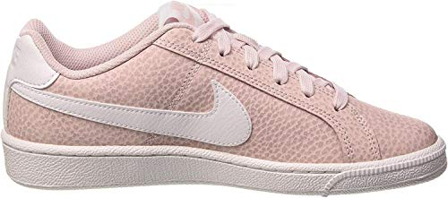 Nike Court Royale Premium, Zapatillas para Mujer, Rosa Blanco, 39 EU