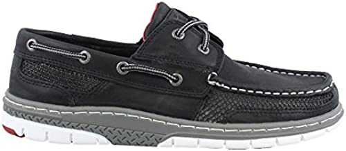 Sperry Men& 039;s Tarpon Ultralite Boat schuhe, schwarz, 9 Medium US