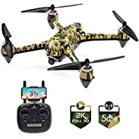 Snaptain SP700 5G WiFi FPV RC GPS Drone with Brushless Motor and 2K Camera Live Video
