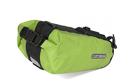 Ortlieb Saddle-Bag, Talla L, Verde-Negro
